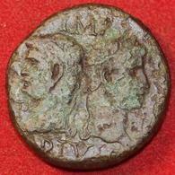 Dupondius De Nîmes - 11,53 G - 26 Mm - Celtic