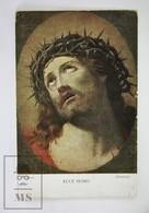 Religious Postcard - Guido Reni, Jesus Christ - Ecce Homo - Bayer Advertising On Backside. - Jesus