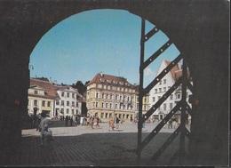 ESTONIA - TALLIN - PIAZZA RAEKOJA -EDIZIONE SOVIETICA - SENZA FORMULARIO - Estonia
