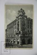 Old Serbia Postcard - Belgrade - Cafe Tzar De Russie - Animated - Serbia
