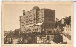 GRANADA ALHAMBRA PALACE HOTEL SIN ESCRIBIR - Granada