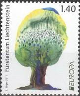 Liechtenstein 2011 Yvertn° 1532 *** MNH Cote 3,20 Euro - Liechtenstein