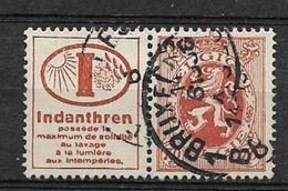 PUB Heraldieke Leeuw 70 C, , Nr 44, Indanthren, Gebruikt - Publicités