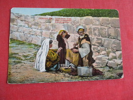 Jerusalem  Arab Shoemaker     Ref 2841 - Israel