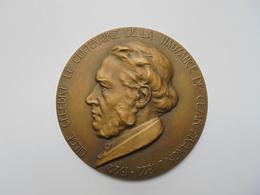 Liège Médaille 1922 60 Mm-84 Gr. - Belgium