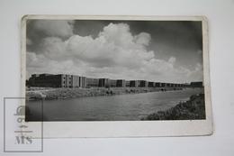 Vintage Real Photo Postcard 1953 - Friendly Reminder Of Your Visit To The Volkswagenwerk - Otros