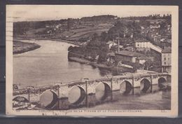 CPA Limoges  Dpt 87 Vallée De La Vienne Et Le Pont Saint Etienne Réf 1034 - Limoges