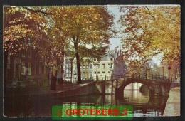 AMSTERDAM Reguliersgracht  1960 - Amsterdam