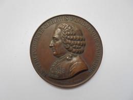 Bruxelles Médaille 1847- 47,5 Mm-48,3 Gr. - Belgium