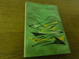 Profils N° 9 Annee 1954 Art Essais Poeme L Homme Qui Vola Un Cheval - Humour