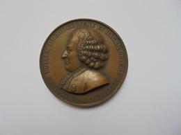 Liège Médaille 1846(Date Sur Tranche Et Attribuée)- 42,5 Mm-46,5 Gr. - Belgium