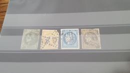 LOT 386798 TIMBRE DE FRANCE OBLITERE - 1870 Bordeaux Printing