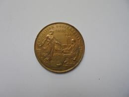 Liège Médaille 1905- 30 Mm-10 Gr. - Belgium