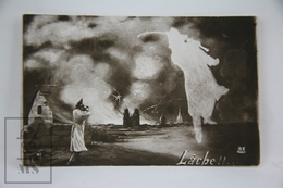 Old French Postcard - WWI Patriotic Postcard - Galerie Patriotique Nº 61 - Guerra 1914-18