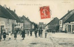 39 SAINT GERMAIN LES ARLAY  / Grande Rue  /BELLE CARTE - Ohne Zuordnung
