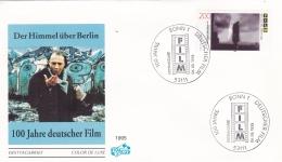 Germany FDC 1995 100 Jahre Deutscher Film  (G89-18) - BRD