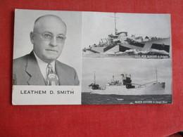 Leathem D. Smith--S.S. New Bedford & Alden Gifford   Ref 2841 - Warships