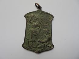Liège Médaille 1905- 60/38 Mm-56 Gr. - Belgium