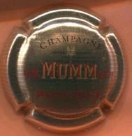 P10 : CHAMPAGNE MUMM 121 BRUT ROSE - Mumm GH