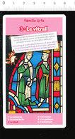 Le Vitrail / Vitraux  / Vitrail à Identifier Moyen-âge Histoire  // IM 218/2 - Old Paper