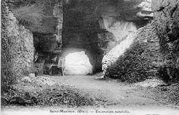 SAINT-MAXIMIN Excavation Naturelle - France