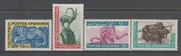 Afghanistan - ANIMALS 1964 MNH - Afghanistan