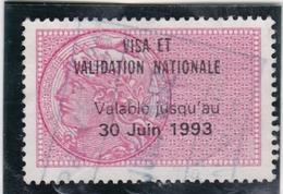 T.F Permis De Chasse  N°188 - Fiscale Zegels