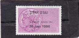 T.F Permis De Chasse  N°208 - Fiscale Zegels