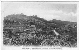 01 AIN Coteau St Barthélémy Et Couvent De La Visitation à MONTLUEL - Montluel