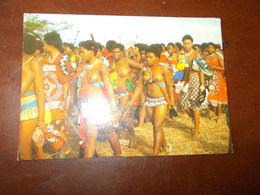 B679  Sud Africa Womewnfolk Presenza Lieve Piega Angolo - Sud Africa