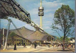 München - Olympiastadt     -    *AK-01-840** - Muenchen