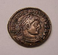 CONSTANTIN 1er LE GRAND / SOLI INVICTO (+310 Ap JC) TREVES - 7. El Impero Christiano (307 / 363)