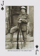 Guerre - World War - British Soldier Of The Great War. - 1914-18