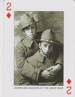 Guerre - World War - Americain Soldiers Of The Great War. - 1914-18