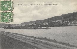 Amay - L'Île, Vue De La Rive Gauche De La Meuse - Amay