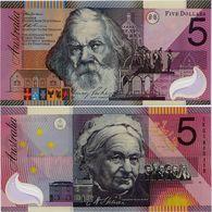 AUSTRALIA       5 Dollars       Comm.       P-56         (20)01        UNC - Decimal Government Issues 1966-...