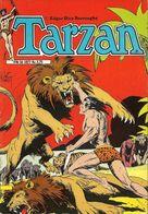 Tarzan Og De Skibbrudne - N° 14 (in Danish) Winthers Forlag ApS - 1977 - Limite Neuf - Langues Scandinaves