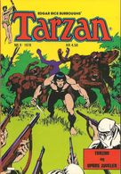 Tarzan Og Opars Juveler - N° 9 (in Danish) Winthers Forlag ApS - 1978 - Limite Neuf - Livres, BD, Revues