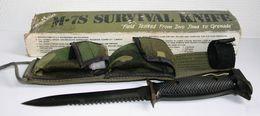 Poignard De Survie Américain IMPERIAL M-7S Survival - Armes Blanches