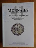 CATALOGUE MONNAIES GRECQUES, ROMAINES, BYZANTINES, GAULOISES ET MEROVINGIENNES, 591 PAGES - Livres & Logiciels