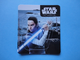 STAR WARS STARWARS - Magnetistick - Kinder Ferrero Merende - 2018 - Stickers