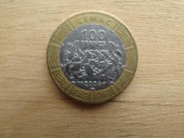 Central African  100  Francs  2006  Km 15 - Centrafricaine (République)