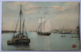 Dunkerque - Départ Des Goelettes Pour L'islande - TBE  Couleur - Dunkerque