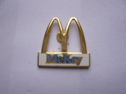 Pin S Mac Donald S - McDonald's