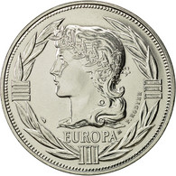 France, Medal, Ecu Europa, 1985, SPL, Cupro-nickel - France