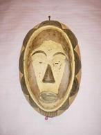 Art  Africain  Masque Du Nigeri - Art Africain