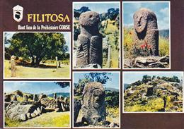 20 FILITOSA / STATION PREHISTORIQUE /2èME MILLENAIRE AVANT J.C / MULTIVUES - Autres Communes