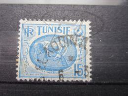 """VEND TIMBRE DE TUNISIE N° 344A , OBLITERATION """" EL AOUINA """" !!! - Oblitérés"""