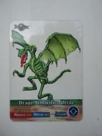 Dragonix - 4 Lamincard - Seconda Serie - Edibas - 2009 - Altri