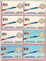 France, Lot De 14 Télécartes, TB - Phonecards